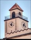 Image for Clocks on Town Hall / Hodiny na radnici - Nový Jicín (North Moravia)