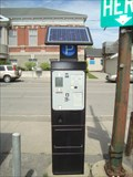 Image for A Solar Powered Parking Meter - Brockville, Ontario