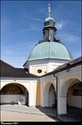 Image for Four octagonal chapels of Svatá Hora pilgrimage site / Ctyri osmiboké kaple Svaté Hory - Príbram (Central Bohemia)