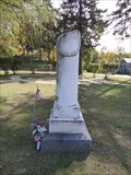 Image for Soldiers In Unknown Graves Monument - Adams, MA
