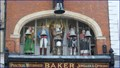 Image for G A Baker's Clock - Southgate Street, Gloucester, UK