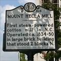 Image for Mount Hecla Mill, Marker J-104