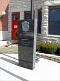 Image for Joliet Firefighter Memorial - Joliet, IL