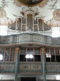 "Image for Church organ ev. Markgrafenkirche ""Hl. Dreifaltigkeit"" - Neudrossenfeld/Germany/BY"