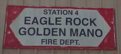 Station 4 Eagle Rock Golden Mano Fire Dept., by MountainWoods