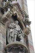 Image for Prince Albert - Albert Memorial Clock Tower, Belfast, UK
