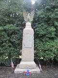 Image for Millville World War I Memorial – Millville, New Jersey