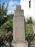Image for WW I Roll of Honor Schwabach-Limbach, Germany, BY