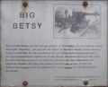 Image for Big Betsy