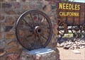 Image for Welcome Wagon Wheel ~ Needles, California, USA.