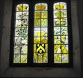 Image for Holy Trinity Old Church Stained Glass Window, Wentworth, Rotherham, UK