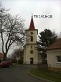 Image for TB 1416-18 Horní Pocaply, kostel