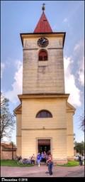 Image for Kostel Sv. Vojtecha / Church of St. Adalbert - Libice nad Cidlinou (Central Bohemia)