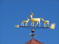 Image for Two Locomotives and Deer Weathervanes - Quechee Gorge Village - Quechee, Vermont