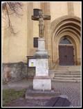 Image for Kríž u kostela sv. Vavrince - Brno, Czech Republic