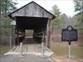 Image for Poole's Mill Covered Bridge - Heardville, GA