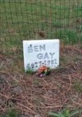 Image for Ben Gay - Keno Cemetery - Keno, OR