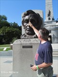 Image for Rub Lincoln's Nose for Luck - Lincoln's Tomb - Springfield, IL