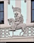 Image for Relief on house N° 3 in Pernstein Square / Reliéf na c.p. 3 na Pernštýnském námestí - Pardubice (East Bohemia)