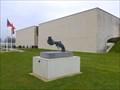 Image for Non-Violence Sculpture - Caen, France