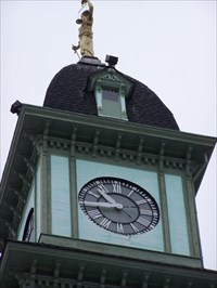 Surprising Potter County Courthouse Coudersport Pa U S National Download Free Architecture Designs Rallybritishbridgeorg
