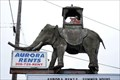 Image for The Fremont Elephant - Seattle, Washington