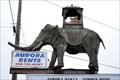 Image for The Fremont Elephant - Seattle, Washington