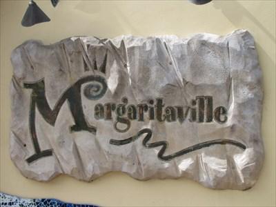 Margaritaville Sign, Capitola, CA