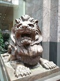 Image for Lions, Agricultural Bank of China—Guangzhou City, China