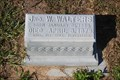 Image for Jno. W. Walters - Starrville Cemetery - Starrville, TX