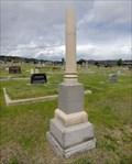 Image for Howard - Mount Moriah Cemetery - Butte, Montana