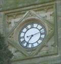 Image for Clock, Holy Trinity, Wordsley, West Midlands, England