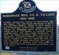Image for Merrimack Mfg. Co. & Bradley School