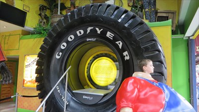 LARGEST - Tire in the World - Gatlinburg, TN.