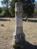Image for Sylvester Mangan - Phalba Cemetery - Phalba, TX