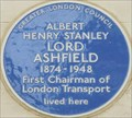 Image for FIRST - Chairman of London Transport - South Street, London, UK