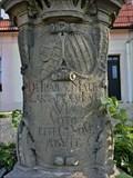 Image for 1732 - Statue pedestal - Manetin, Czech Republic