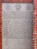 Image for Ellis County Memorial - Waxahachie, TX