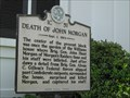 Image for Death of John Morgan - 1C 51 - Greeneville, TN