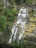 Image for Lucifer Falls, Robert H Treman Park - Enfield, NY