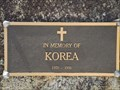 Image for Korea - Bomaderry Cenotaph, NSW, Australia
