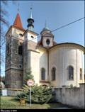 Image for Church of the Most Holy Trinity / Kostel Nejsvetejší Trojice - Slaný (Central Bohemia)