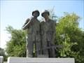 Image for Korean Vietnam War Memorial - San Rafael, CA