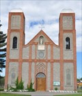 Image for Our Lady of Guadalupe Bell Towers - Conejos, Colorado
