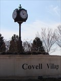 Image for Oklahoma Centennial Clock - Covell Village North - Edmond, OK