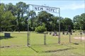 Image for New Hope Cemetery - Edgewood, TX