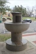 Image for Ensign Animal Fountain -- Denton TX