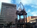 Image for Horloge Place d'Youville - Quebec