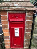 Image for Victorian Wall Post Box - Tilford Road, Farnham, Surrey, UK