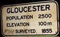 Image for Gloucester, NSW, Australia - Elevation - 100 m